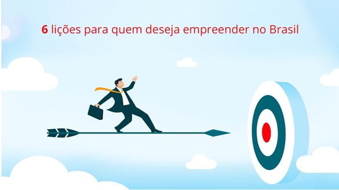 Empreender no Brasil