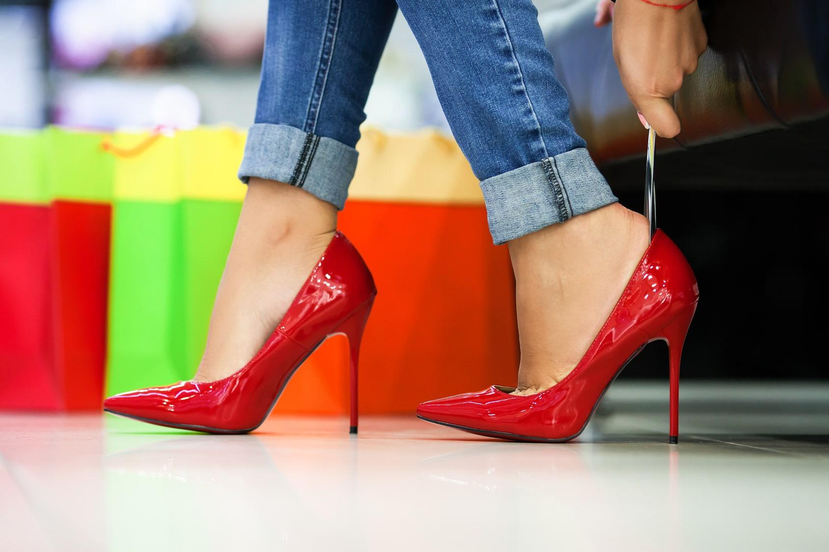 venda de sapatos online