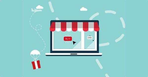 loja virtual drop shipping