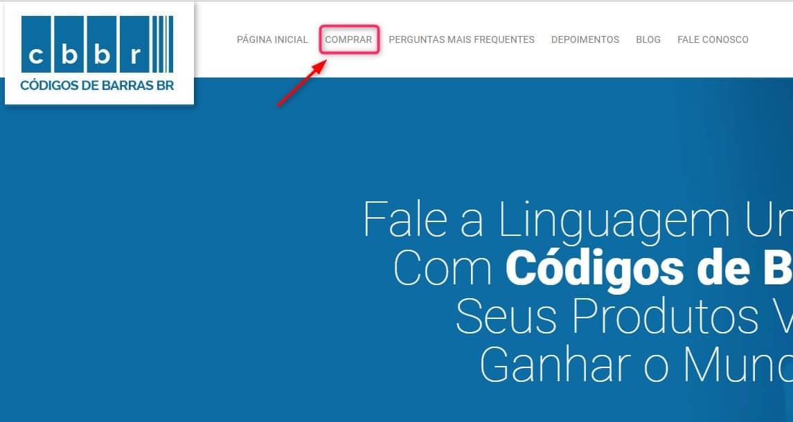 comprar códigos de barras na códigos de barras brasil